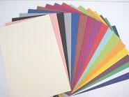 17色の台紙